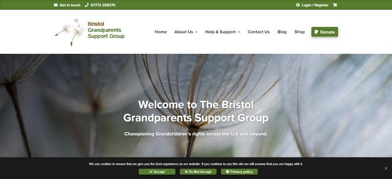 Bristol Grandparents Support Group