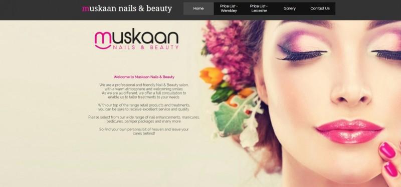 Muskaan Nails And Beauty