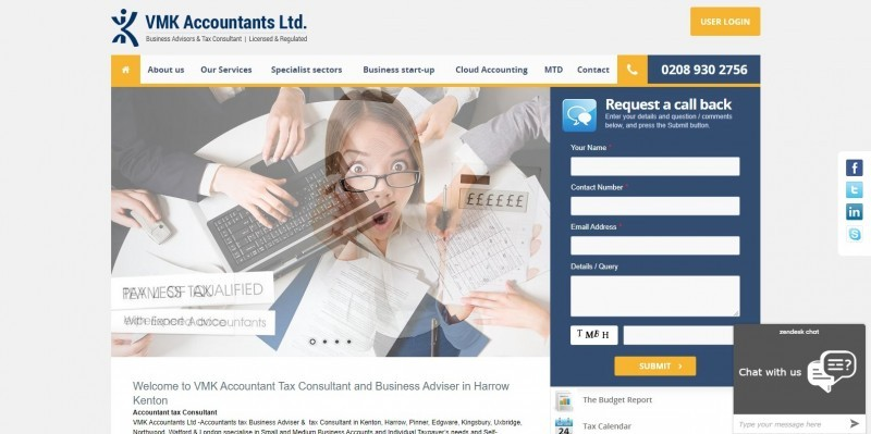 VMK Accountants Ltd