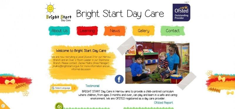 Bright Start Day Care Ltd