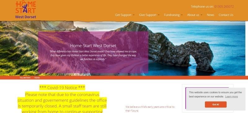 Home-Start West Dorset (HSWD)