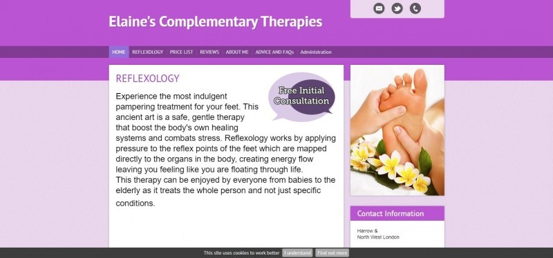 Elaine's Complementary Therapies