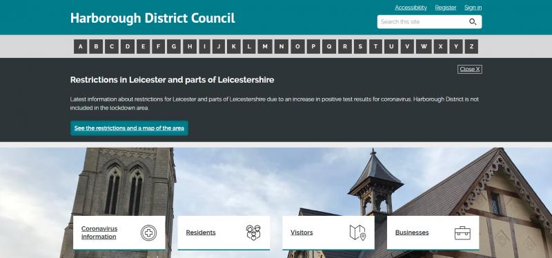 Harborough District Council