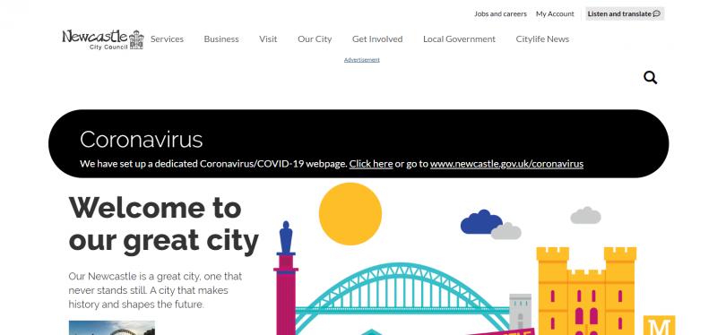 Newcastle Upon Tyne City Council