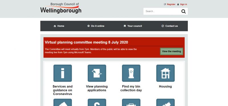 Wellingborough Borough Council