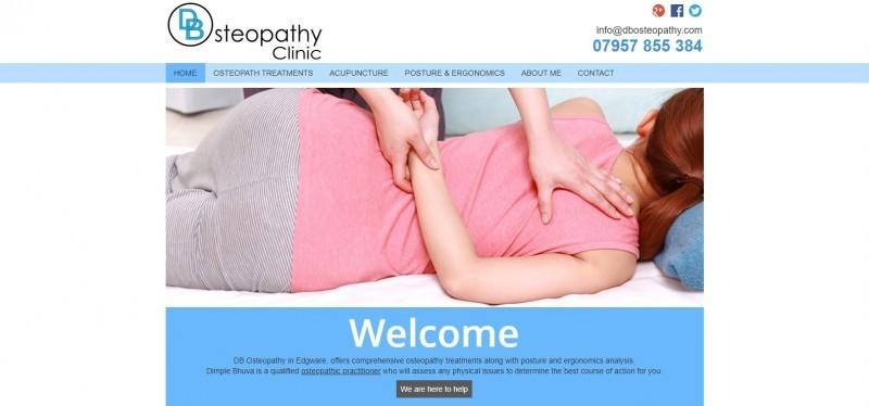 DB Osteopathy