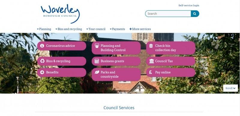 Waverley Borough Council