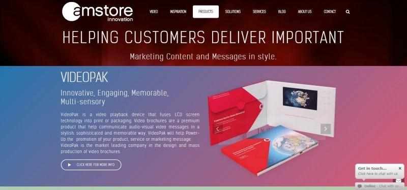 Amstore Innovation Ltd