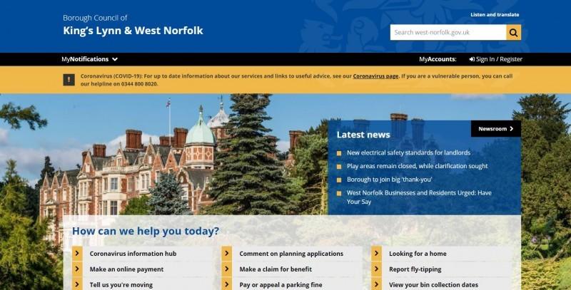 Borough Council of King's Lynn & West Norfolk