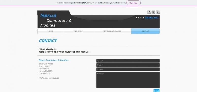 Nexus Computers & Mobiles