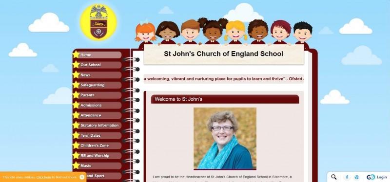 St John's CofE School