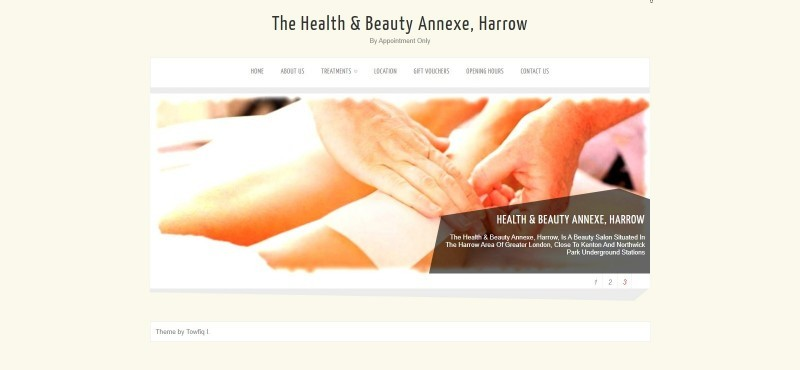 The Health and Beauty Annexe