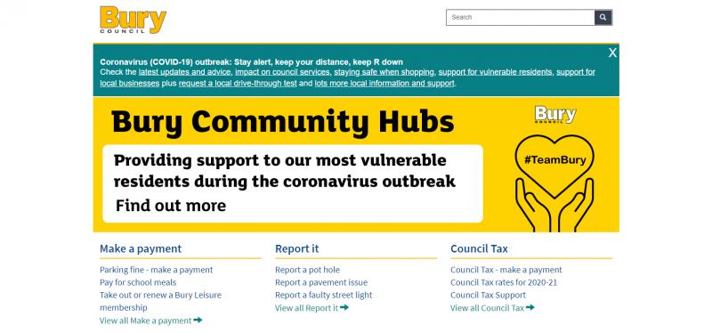Bury Borough Council