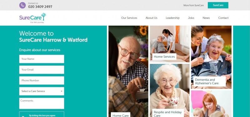 Surecare Harrow & Watford