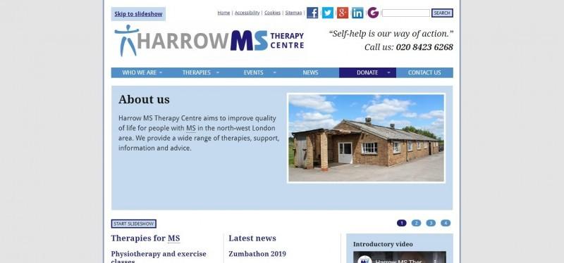 Harrow MS Therapy Centre