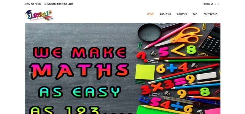 Eureka! Tuition (Harrow) - 11 Plus Coaching, Maths & Biology Tuition