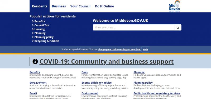 Mid Devon District Council