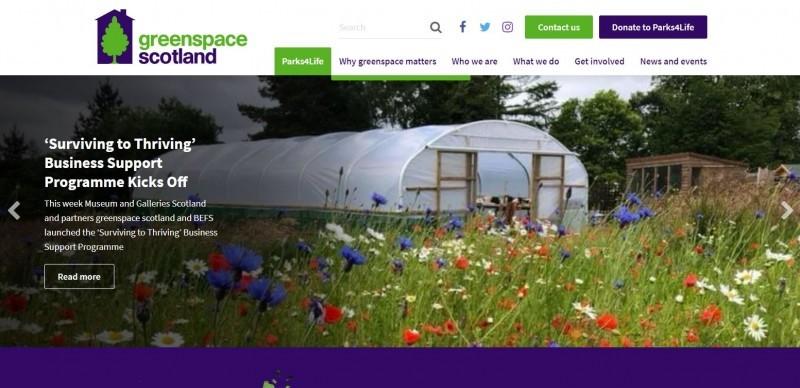 Greenspace Scotland