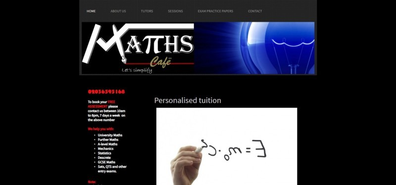Mathscafe