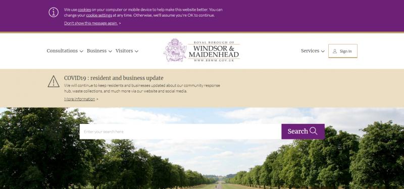 Windsor and Maidenhead Borough Council