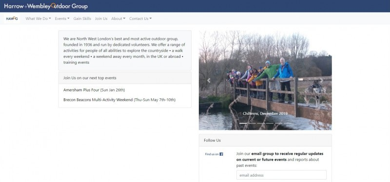 Harrow and Wembley Outdoor Group