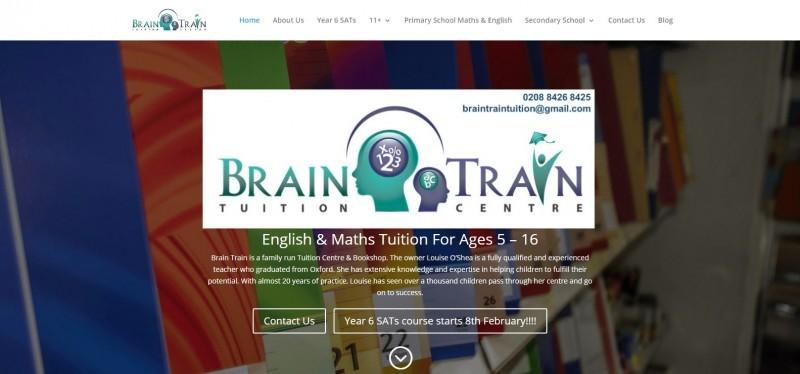 Brain Train Tuition Centre