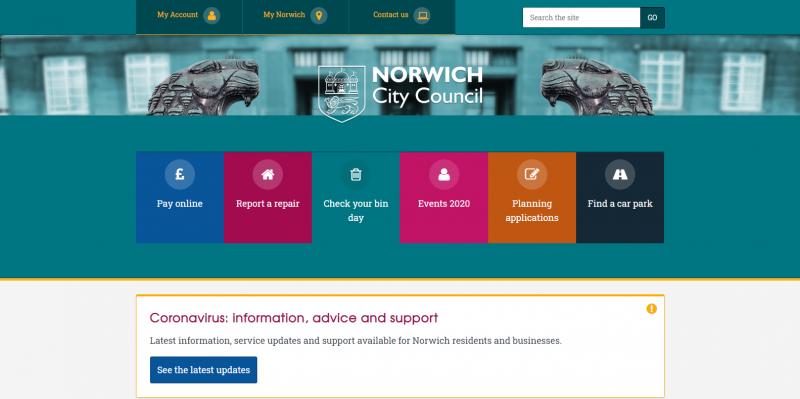 Norwich City Council