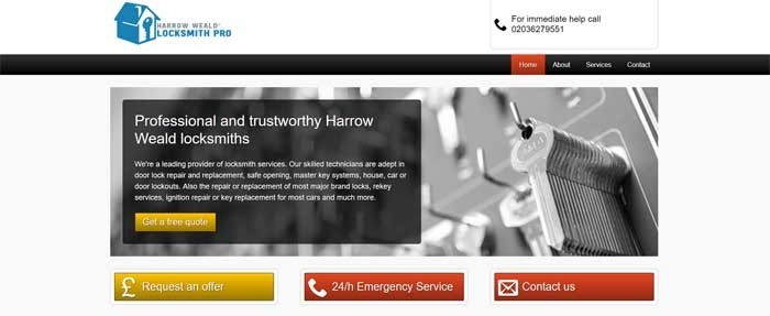 Harrow Weald Locksmith Pro