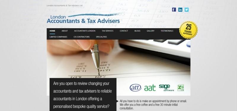 London Accountants & Tax Advisers Ltd