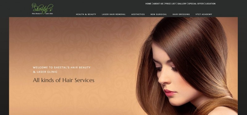 Sheetal's Hair, Beauty and Laser clinic