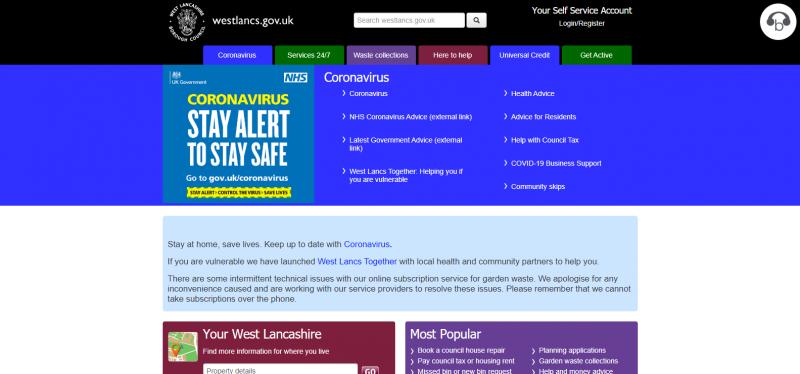 West Lancashire District Council