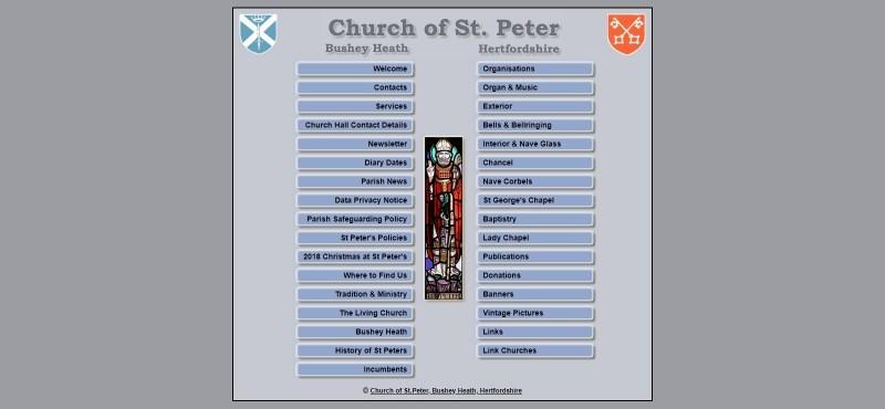 St Peter C Of E Church