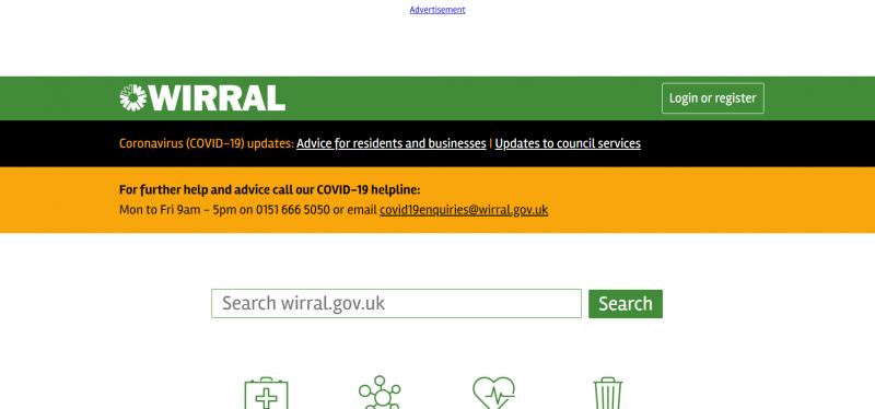 Wirral Borough Council