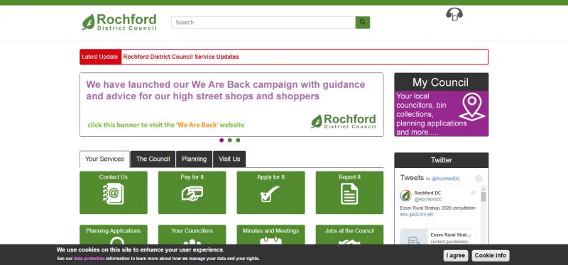 Rochford District Council