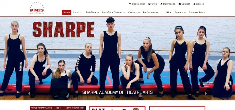 Sharpe Academy - Stanmore