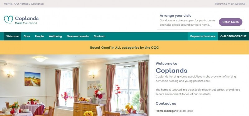 Coplands Care Home