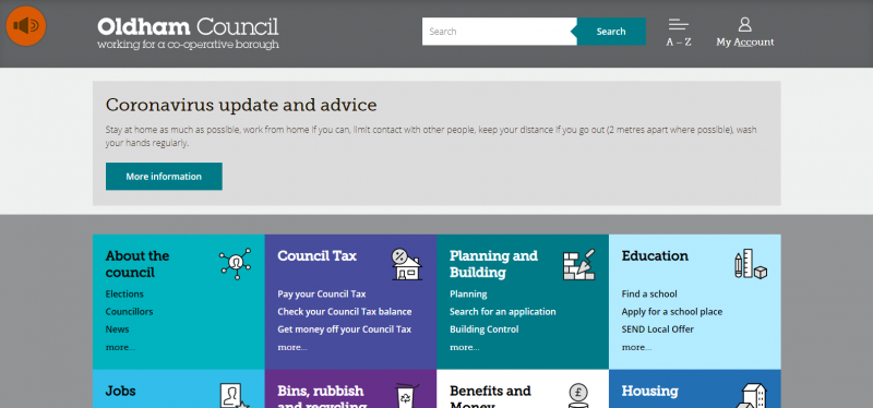 Oldham Borough Council