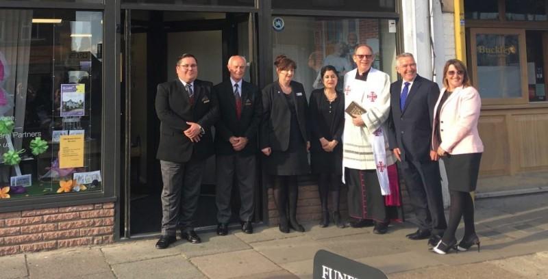WH Putnam Funeral Directors in Harrow