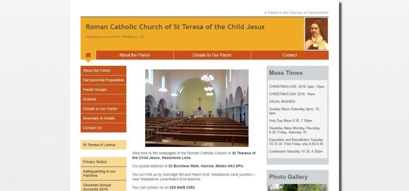 St Theresas