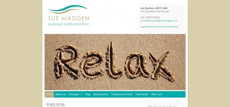 Sue Madden Massage & Reflexology