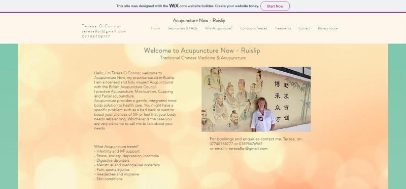 Acupuncture Now Ruislip