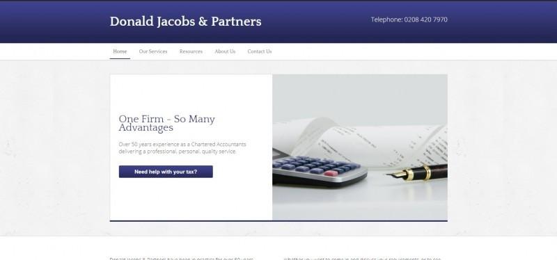 Jacobs Donald & Partners