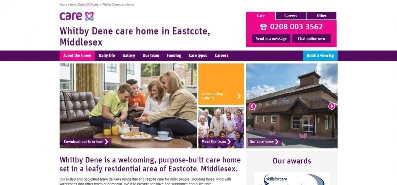 Whitby Dene - Care UK