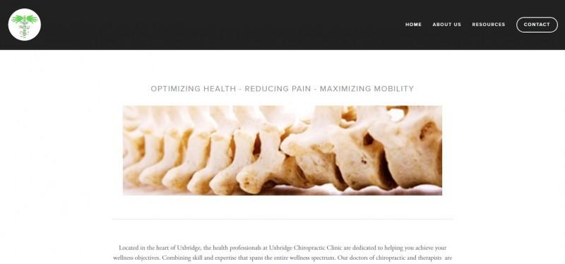Uxbridge Chiropractic Clinic