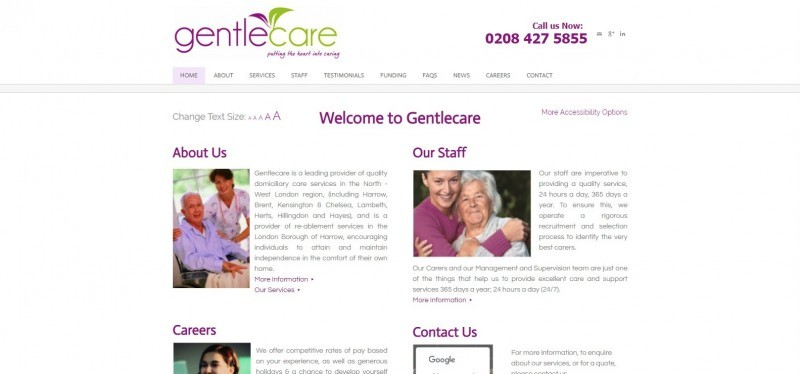 Gentlecare (UK) Home Health Care