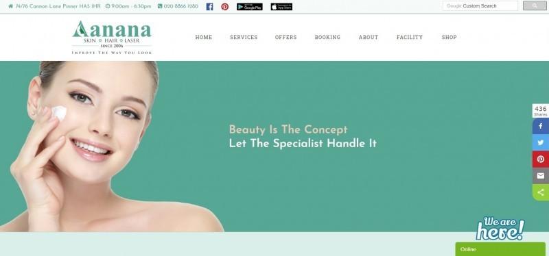 Aanana Health & Beauty