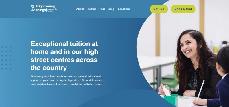 Bright Young Things Harrow Tuition Centre