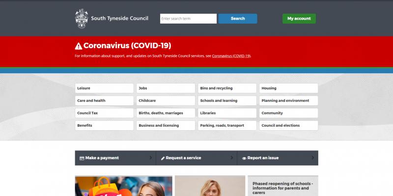 South Tyneside Borough Council