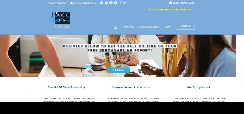 Paul & Co.,Chartered Accountants