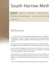 South Harrow Methodist Church